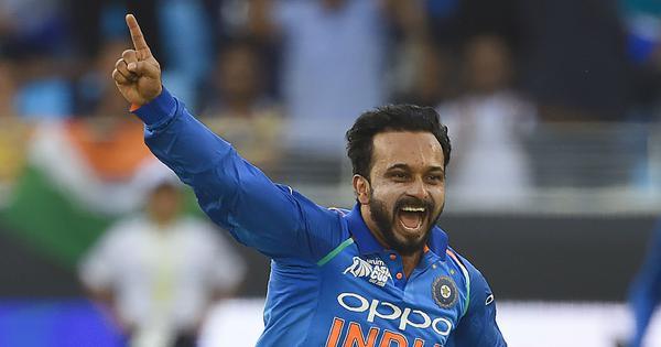 India batsman Kedar Jadhav declared fit, will travel to UK for World Cup 2019