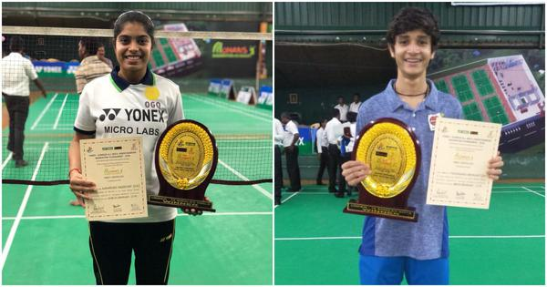 Badminton: Aakarshi Kashyap, qualifier Priyanshu Rajawat win All India Junior Ranking Tournament