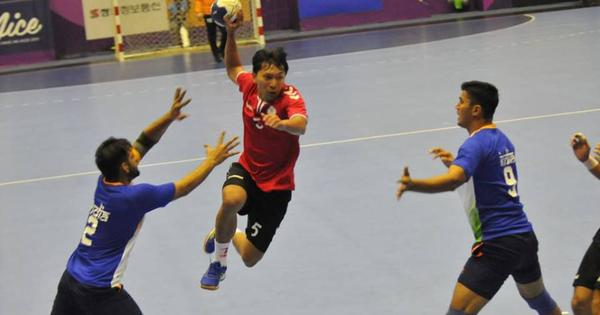 Asian Games: Indian men's handball team lose 25-32 to Bahrain in preliminary stage