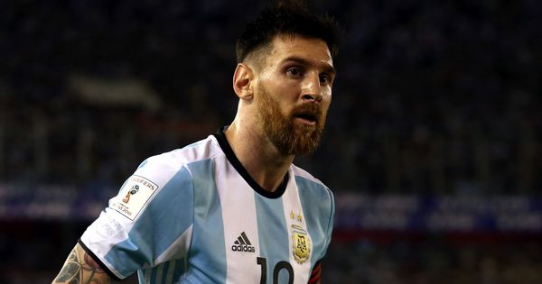 Fifa suspends Lionel Messi for 4 games after altercation with referee during World Cup Qualifier