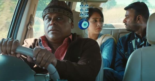 Watch: A cab ride takes an odd turn in short film 'Kahanibaaz'
