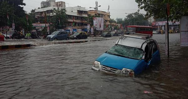Mumbai: Weather department predicts heavy rainfall in the city and suburbs over the weekend