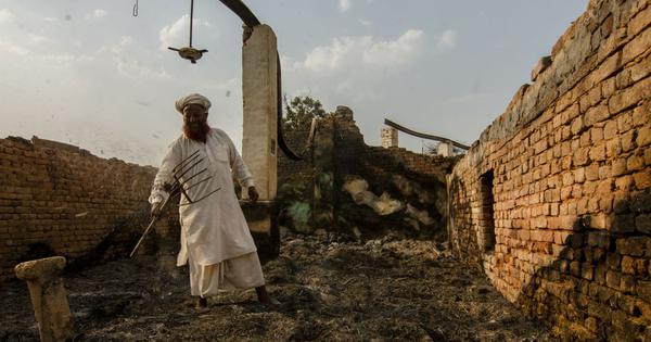 'It's a death sentence': As Pakistan bombs villages in Jammu, residents say they have nowhere to go