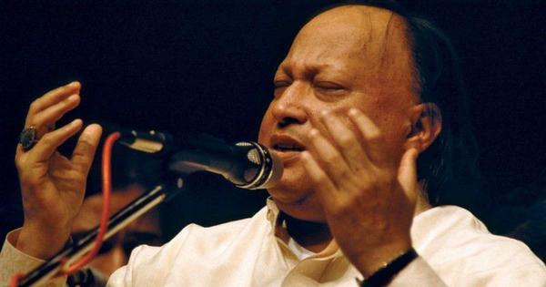 नुसरत फतेह अली खान ने कभी राज कपूर के लिए भी गाया था