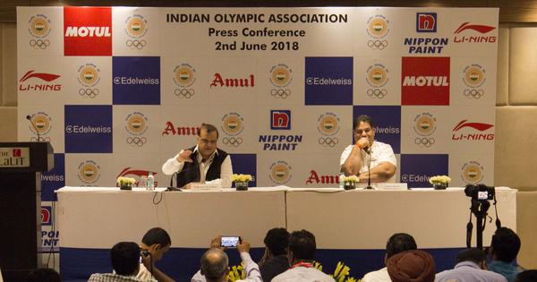 Sports Ministry asks IOA to relax team selection criteria for Asian Games after controversy