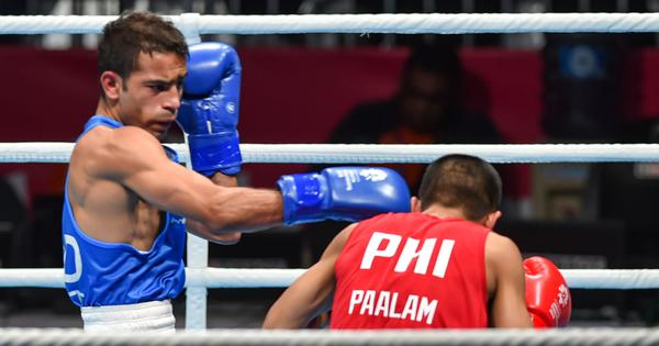 Asian Boxing Championships: Amit Panghal and Shiva Thapa to lead Indian team in Thailand