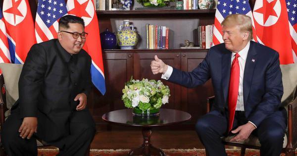 डोनाल्ड ट्रंप और किम जोंग-उन के बीच फरवरी में दूसरी मुलाकात होगी : व्हाइट हाउस
