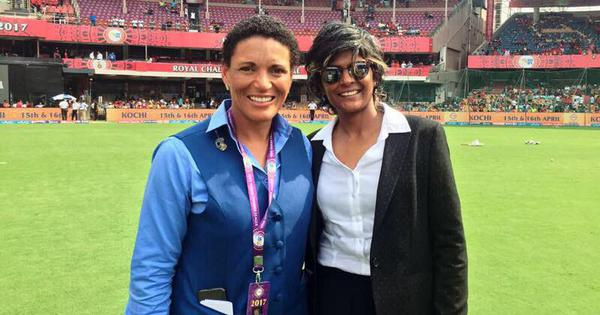 It should not be about male or female: Maben applies for Indian women's team coach job