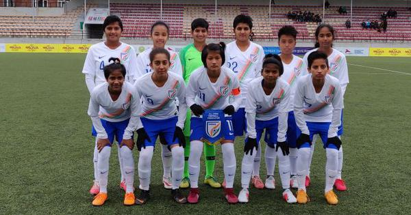 AFC U-16 Women's Championship: India go down 1-2 to hosts Mongolia