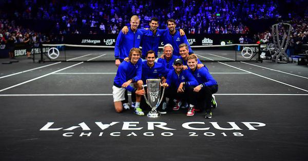 Watch: From 'Djokerer' doubles to Federer coaching Zverev, the best moments of Laver Cup