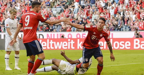 Champions League: Resurgent Bayern Munich and Niko Kovac reap benefits of lesser rotation