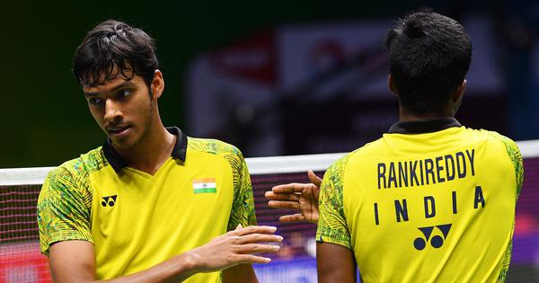 Badminton: India's Satwik-Chirag achieve career-best BWF ranking of No 7 after recent surge