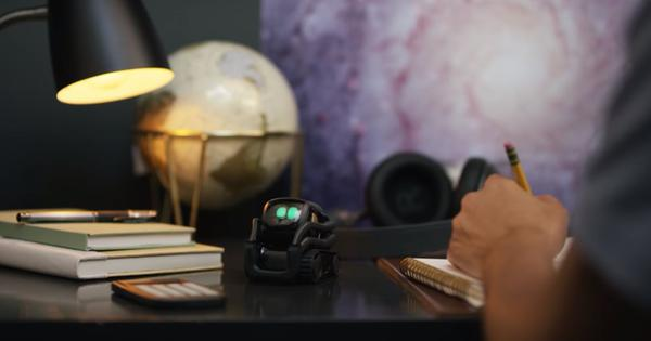 Watch: This pocket-sized home robot act as a personal assistant and also steal your heart