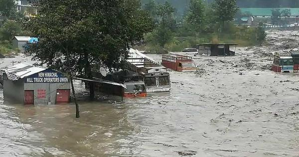 The big news: Himachal Pradesh, J&K, Punjab on high alert after heavy rain, and 9 other top stories
