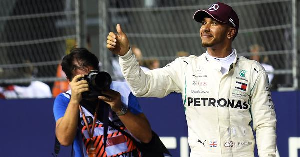 Formula One: Lewis Hamilton poised to join Fangio, Schumacher as five-time champion