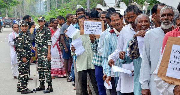In Assam's Brahmaputra Valley, the citizenship bill has opened old Assamese-Bengali fissures