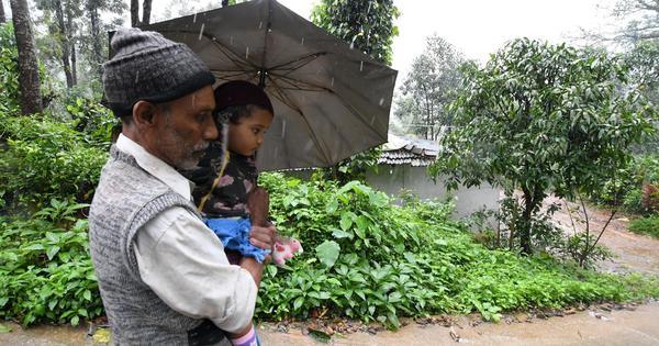 As landslides swallowed entire villages in Karnataka's Kodagu, some residents walked 8 km to safety