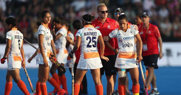 FIH Women's Series Finals: Easier to win if we improve conversion rate, says India coach Marijne