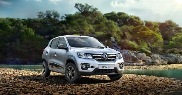 New Renault Kwid launched for 2018; prices remain unchanged, start at Rs.2.67 lakh