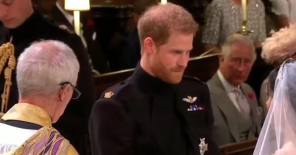 This royal wedding video spoof is inspired by the bumbling priest in 'Four Weddings And A Funeral'