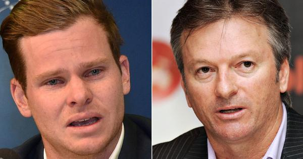 'We need him back': Waugh wants the Australian public to forgive disgraced Smith