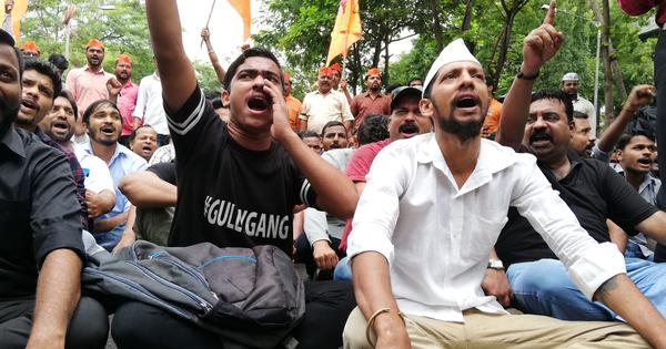 Maratha stir: Internet suspended in parts of Pune district, traffic disrupted across Maharashtra