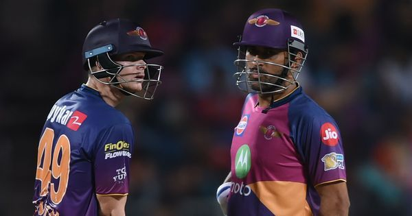 Dhoni, Smith's outstanding relationship key to the RPS success, says Fleming