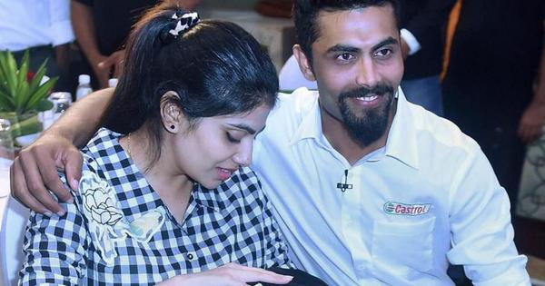 Police constable detained for allegedly assaulting wife of cricketer Ravindra Jadeja
