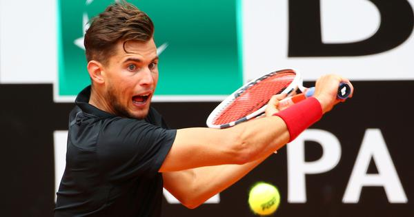Halle tennis: Thiem stunned by Sugita, Nishikori goes down to Khachanov on day of upsets