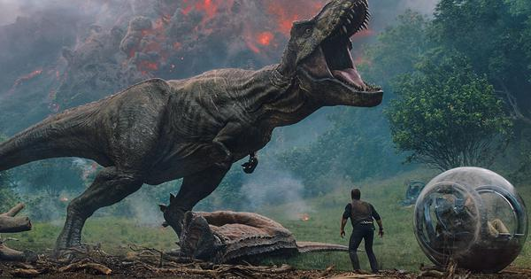 'Jurassic World: Fallen Kingdom' film review: Bland humans and not enough dinosaurs