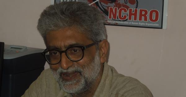 Bhima Koregaon case: CJI recuses himself from hearing activist Gautam Navlakha's plea to quash FIR