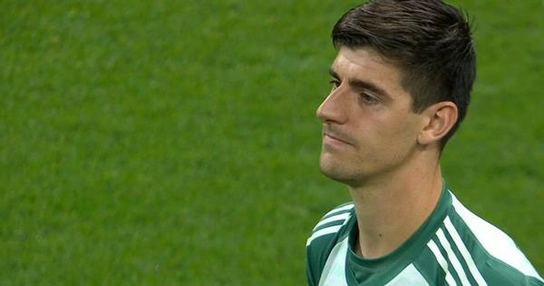 Watch: 'They only care for their pockets' – Belgium's Courtois slams Uefa, Fifa for fixture pile-up