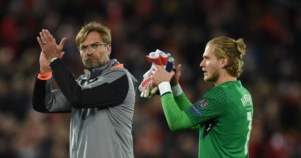 Karius Champions League howlers due to concussion, clarifies Liverpool manager Klopp