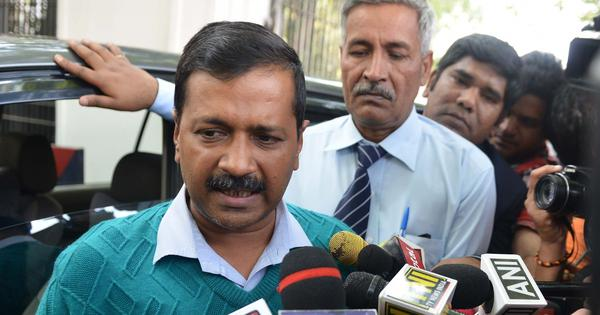 'Your only intent is to paralyse my government,' Delhi CM Arvind Kejriwal writes to Narendra Modi
