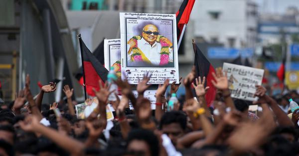 Interview: AS Panneerselvan on Tamil politics and the disadvantages faced by regional parties