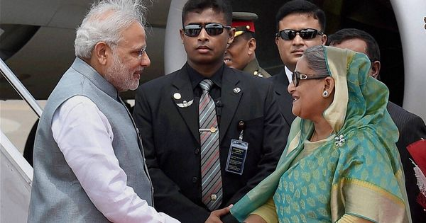 The big news: India and Bangladesh sign 22 pacts but water issue unresolved, and 9 other top stories