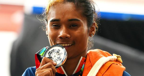 Athletics: Hima Das close to her best after winning five gold medals, says high performance director