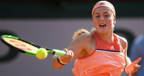 French Open: Jelena Ostapenko, Venus Williams and the pressure of top-level tennis