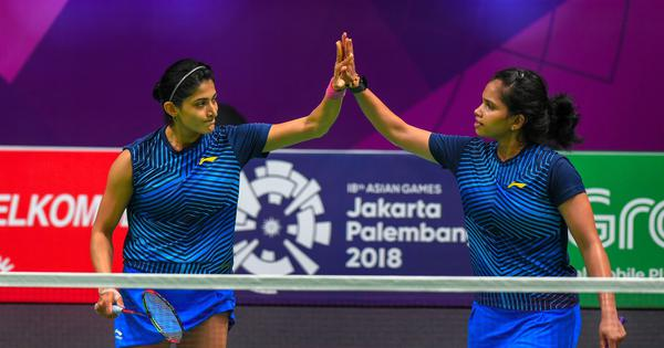 India Open: Ashwini Ponnappa - Sikki Reddy upset seeded Chinesa pair; qualifying rounds completed