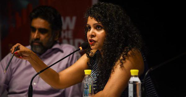 Rana Ayyub wins McGill Medal for journalistic courage