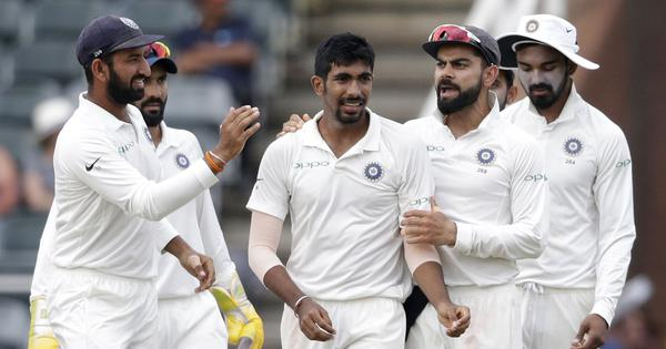 'Excited about Bumrah's return to fitness': Kohli banks on pacer's aggression as India eye fightback