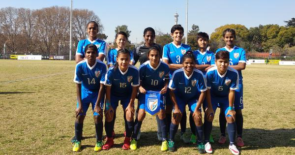 Indian under-17 women's national team loses 1-3 to Russia in BRICS tournament