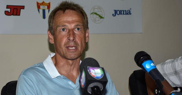 US would have qualified for World Cup if I was still coach, says ex-boss Jurgen Klinsmann