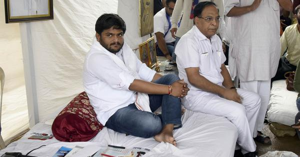 Gujarat government's plea to cancel Hardik Patel's bail in 2015 riots case dismissed by court