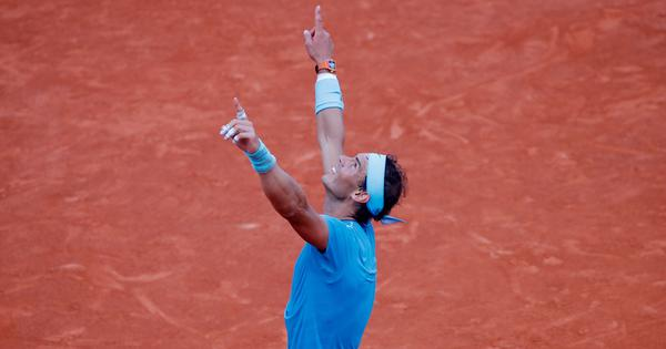 Rafael Nadal wins Rafael Nadal Open: Twitter celebrates King of Clay's 11th French Open