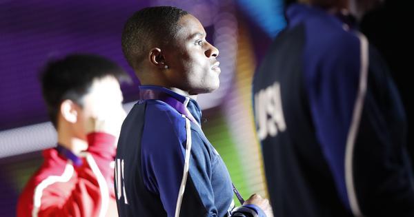 Christian Coleman looks to make a mark in the post-Bolt era ahead of Diamond League