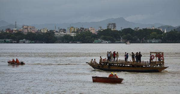 Assam boat tragedy again exposes the state's broken inland water transport  system