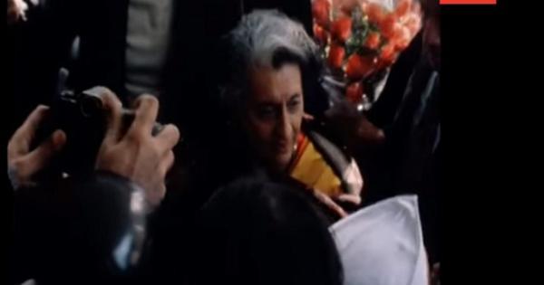 1980 : जब इंदिरा का झंडा गड़ा और भाजपा का बीज पड़ा