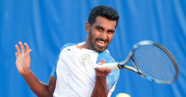 Indian tennis: Gunneswaran enters Ningbo Challenger QF, Bhambri loses in European Open