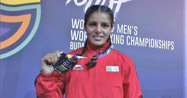 Sakshi adjudged best women's boxer, Solanki best find in Asian Confederation's online poll